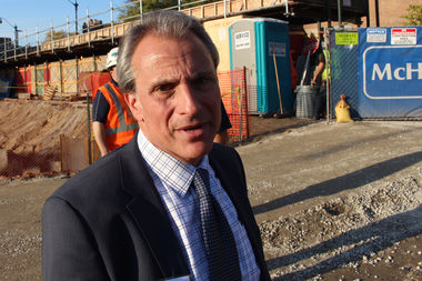 Dan Slack of Baker Development expects Elevate Lincoln Park and the Children's Memorial Hospital project to serve as two residential catalysts for retail development in between.
