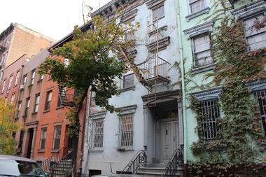 264 E. 7th St. is located between Avenues C and D.