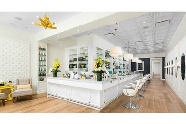 Drybar has opened a new salon at 179 Ludlow St.