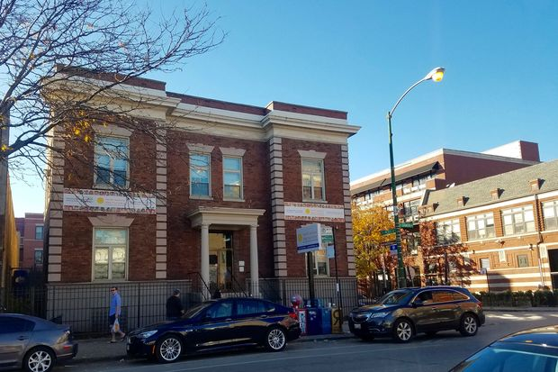 The North Avenue Day Nursery at 1530 N. Damen Ave.