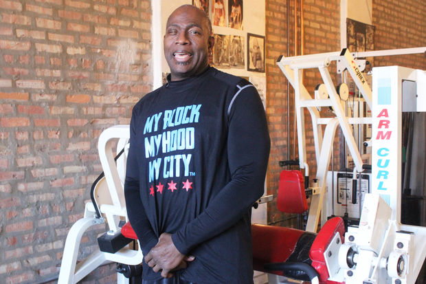 John Coleman is the owner of Pump High Energy Fitness Center.