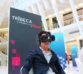 Free 'Virtual Reality Arcade' Launches Inside World Trade