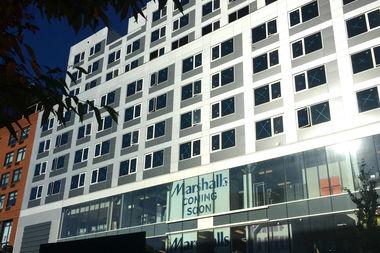 Marshalls will open on Nov. 17 at 241 Atlantic Ave., a company spokeswoman said.