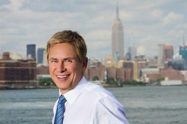 NY1 morning anchor Pat Kiernan is the author of a new children's book,