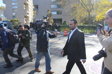 Brooklyn businessman Alex Lichtentstein, 44, pleaded guilty to bribery charges Thursday.