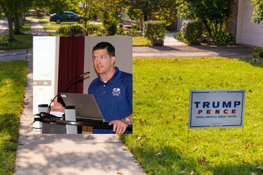 39th Ward Republican Committeeman Matt Podgorski wants to build a deep Republican coalition on the Far Northwest Side.
