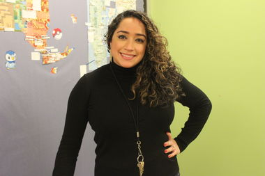 Celia Sosa has worked as the principal of Hyde Leadership Charter High School for seven years.