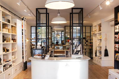 Regular Visitors, a newsstand, coffee shop and general store, opened in Boerum Hill this month.