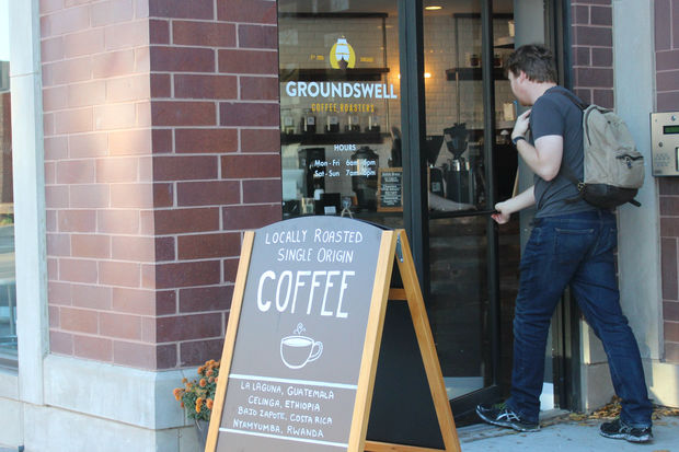 Groundswell's third location is now open in Lincoln Square, alongside West Loop and Ravenswood cafes.