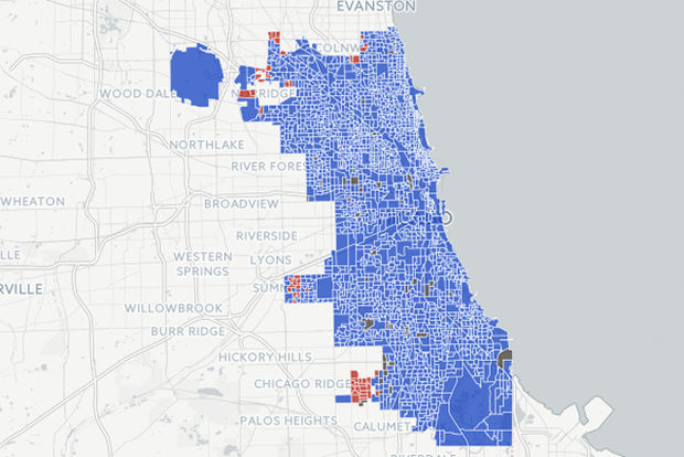 How Every Chicago Neighborhood Voted In The 2016 Presidential