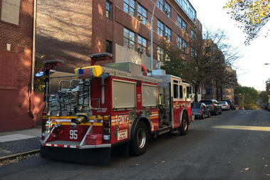 Twenty-eight students at the private high school on 215th Street near Park Terrace East suffered minor injuries, including eye and nose irritation, during an incident involving chemicals about 11:40 a.m. Nov. 17, 2016, the Fire Department said.