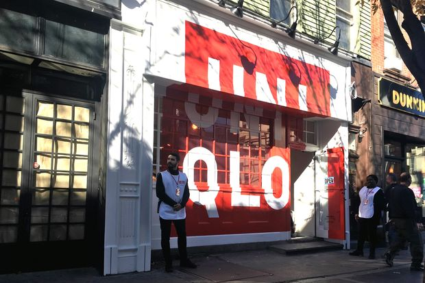 Uniqlo Pop Up Shop Hits Bedford Avenue For The Holidays