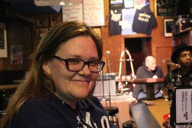 B.L.U.E.S. general manager Jen Littleton says Chicago blues
