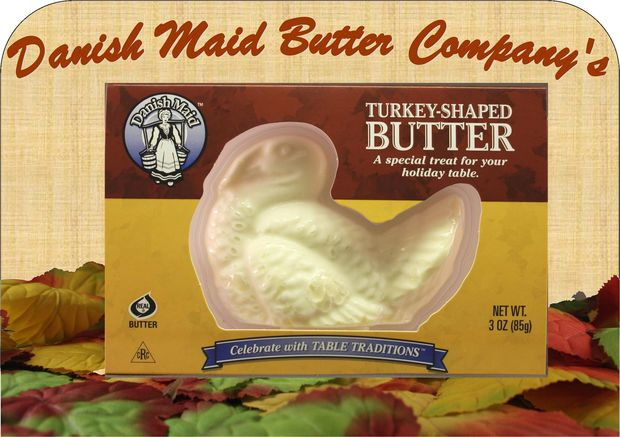 Turkey Shaped Butter Is Made On Chicago S Southeast Side