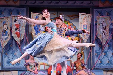 A one-hour version of the holiday classic will be performed by the New York Theatre Ballet on Dec. 2 and Dec. 3.