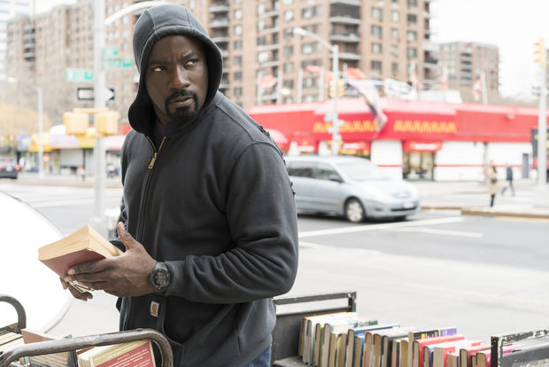 "The ""Luke Cage"" location manager and production designer talked to DNAinfo New York about filming in NYC."