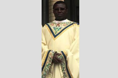 The Rev. John B. Ephraim, of Brooklyn, was last seen while taking a walk in Midtown Monday evening, police said.