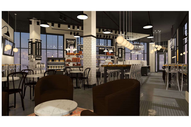 The new Baker & Nosh Edgewater location is set to open in 2017.