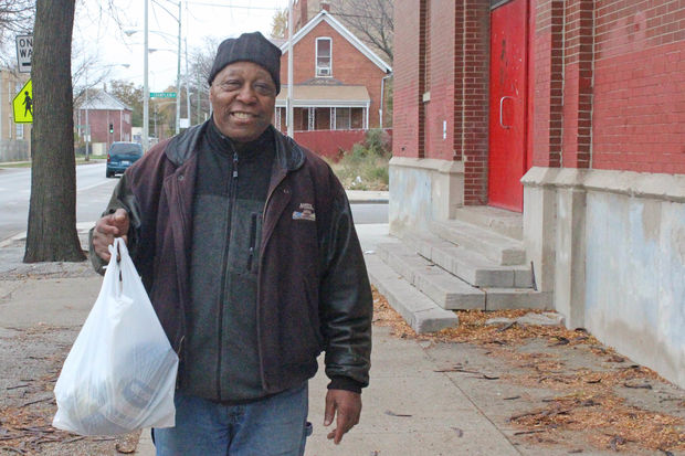 Robert Bailey has been getting a free turkey since 2010.