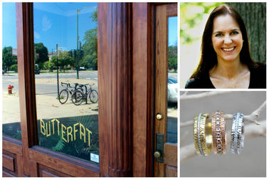 Susan Wheeler (right) is opening a pop-up boutique in the former Butterfat Studios, 3129 W. Logan Blvd.