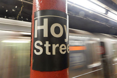 Teens Beat Boy on Subway Platform While Trying to Steal His
