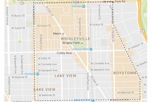 Surge Parking Starts Monday Around Wrigley As Part Of Experiment By
