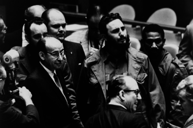 FLASHBACK: Fidel Castro's Controversial 1960 Trip to NYC