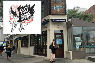 The team behind Bareburger will open barbeque eatery Salt & Bone at 32-07 30th Ave. in Astoria, in the old Burnside Biscuits location.