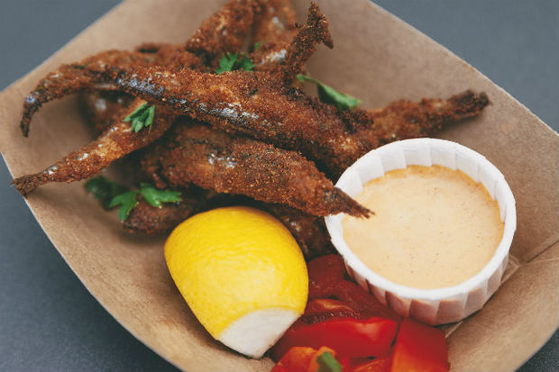 Bon Chovie is bringing its signature fried anchovies to 884 Fulton Street in Clinton Hill.
