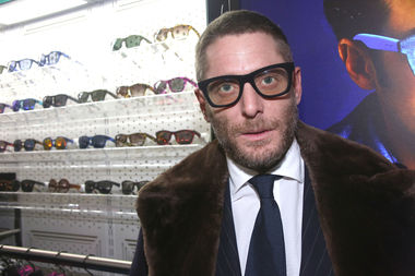 Fiat family scion faked kidnapping from kips bay housing for Lapo elkann glasses