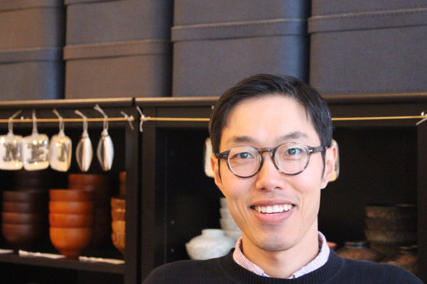 Yaoyu Tong, owner of Five Elements Home.
