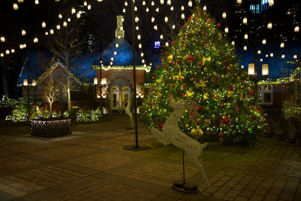 Tavern On The Green To Host Tree Lighting In Central Park  - South Park Christmas Tree Lighting