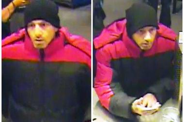 Robber Hits 3 Manhattan Banks During Thanksgiving Week, Police Say