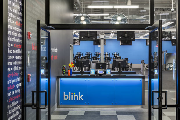 Blink Fitness Hell S Kitchen