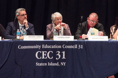 Despite reports of an increase of bullying after the election, Schools Chancellor Carmen Fariña said there have been few verifiable cases in the city.