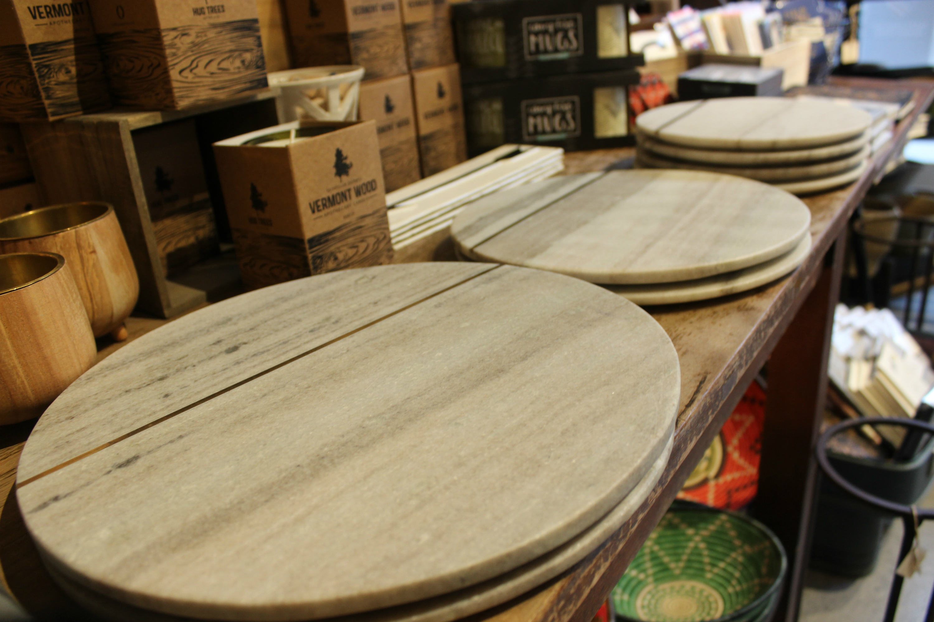 We Re Also A Big Fan Of The S Aragon Round Marble Cheese Boards 34 95 49 Which Are Sure To Impress Aspiring Cook In Your Life