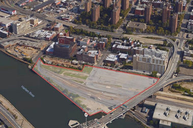 The state has put out a request for expressions of interest for a portion of Harlem River Yards, a site along the South Bronx waterfront.