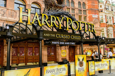 Harry Potter' Play May Open at Transformed Lyric Theatre in