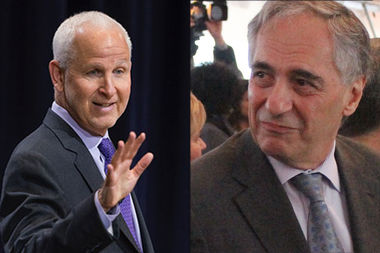 Northwestern University President Morton Schapiro and University of Chicago President Robert Zimmer were near the top of a list for best-paid university presidents released Sunday, but neither is the top-paid employee at their university.
