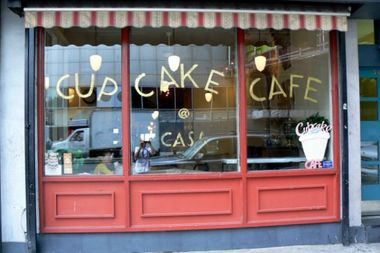 The former Cupcake Cafe at 545 Ninth Ave.