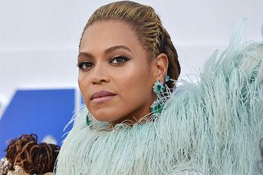 Beyonce picked up nine Grammy nominations for Lemonade.