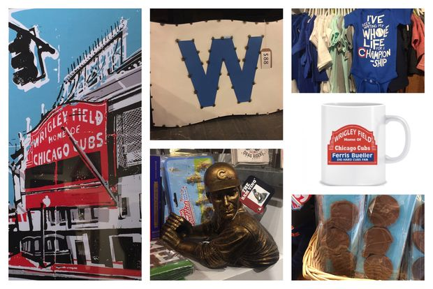 Cubs fans certainly have something to celebrate this holiday season. Whether it's with food, booze or accessories, this gift guide bleeds Cubbie blue.
