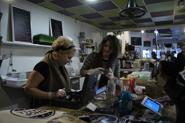 Be Juice'd, 6046 N. Avondale Ave., sells fresh-made juices and smoothies plus tea, coffee and treats.