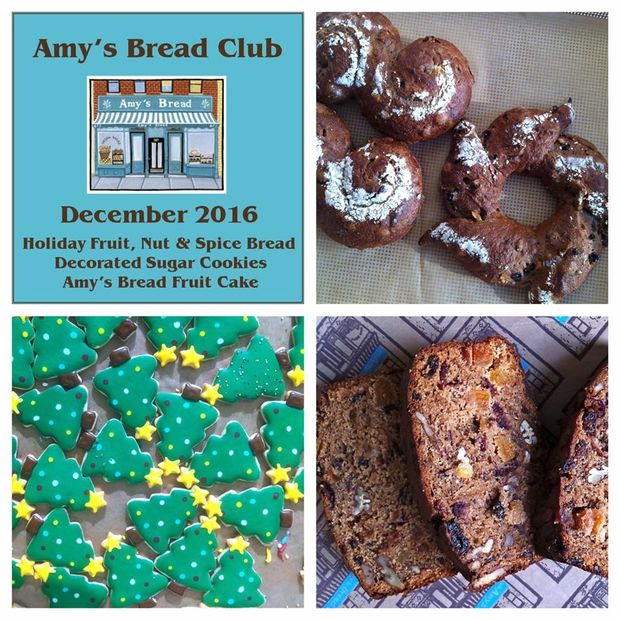 Facebook/Amy's Bread