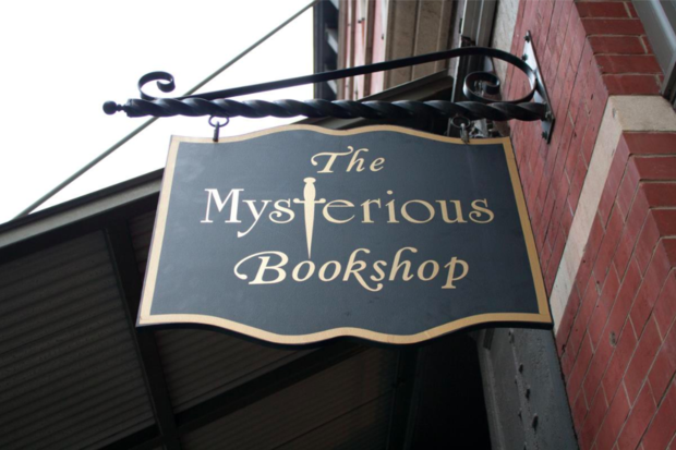 Facebook/ Mysterious Bookshop
