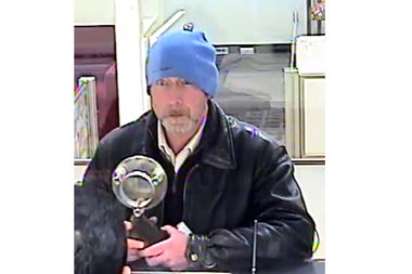 Police are searching for a man they say attempted to rob a Quincy Street bank on Dec. 6, 2016 and robbed a Chase Bank on Bedford Avenue the same morning.