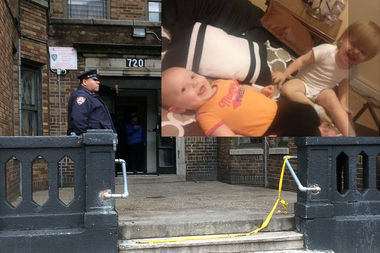Scylee Vayoh Ambrose, 1, Ibanez Ambrose, 2, were killed after a radiator burned them inside 720 Hunts Point Ave. Wednesday, Dec. 7, 2016