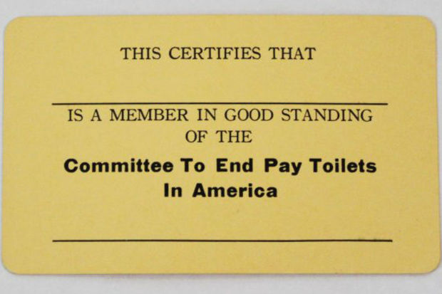How Chicago's Fight To Ban Pay Toilets Relates To Today's City Protests  – DNAinfo Chicago