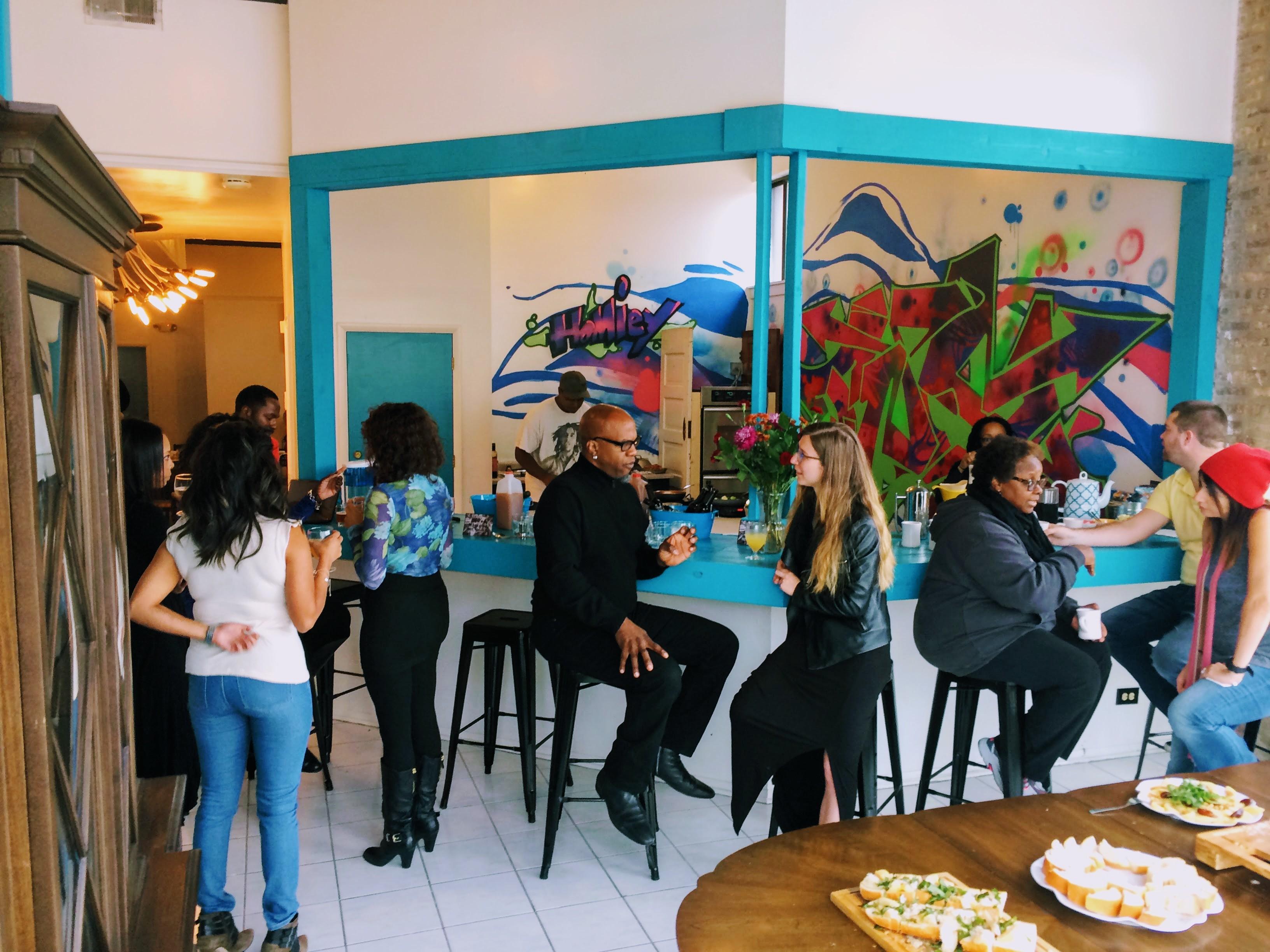 Hour Internet Cafe Atlanta