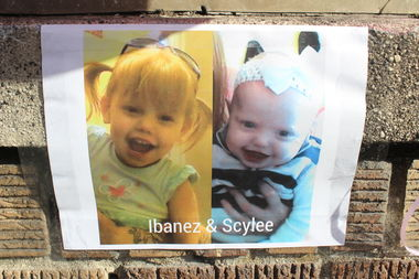The parents of Scylee Vayoh Ambrose and Ibanez Ambrose, who died after a faulty radiator filled their room with hot steam, filed a notice of claim against the city on Wednesday, their lawyer said.